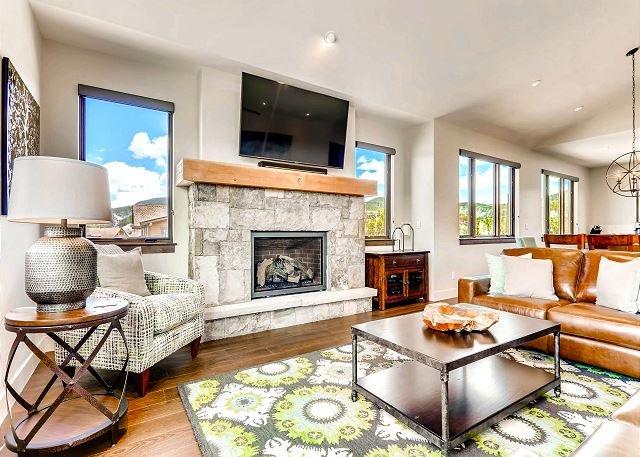 Enjoy a relaxing living space