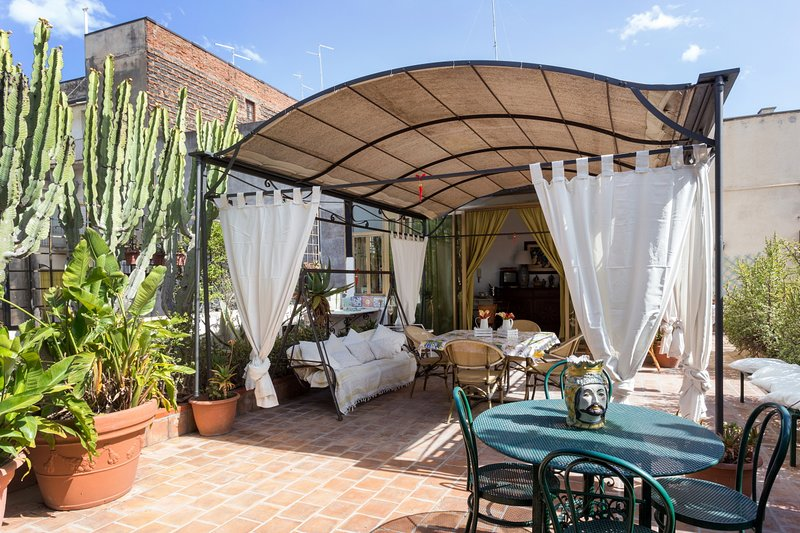 Sicily House Terrace, vacation rental in Catania