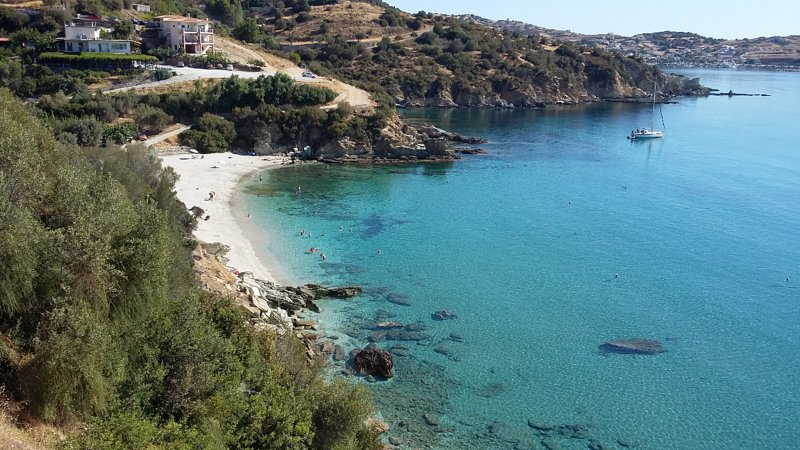 Sun of a Beach/House, holiday rental in Oxilithos