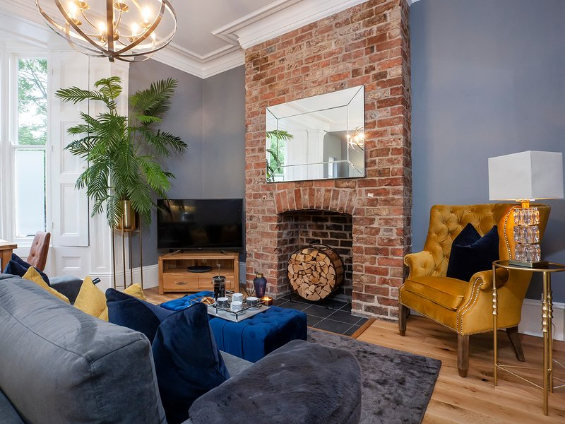 Bootham Luxury Apartment Flat 2, vacation rental in Clifton
