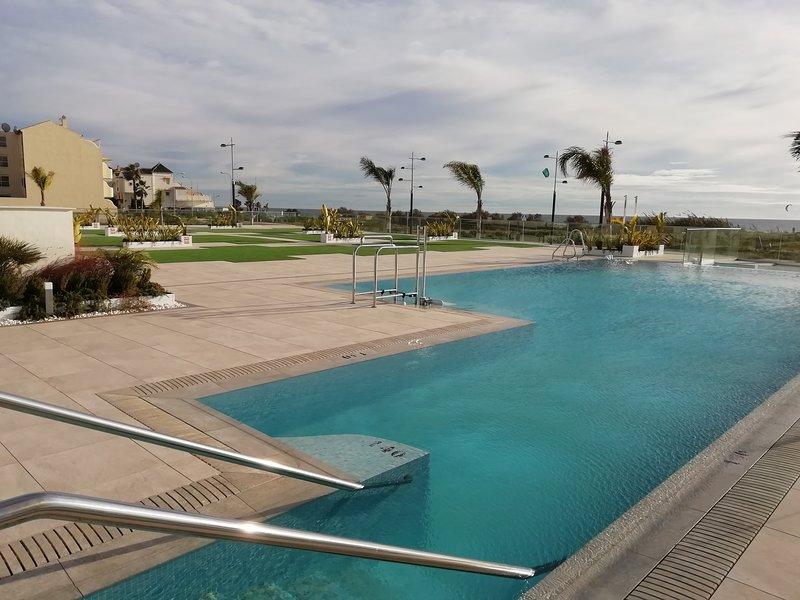Primera linea de la playa en Torrox, vacation rental in El Morche