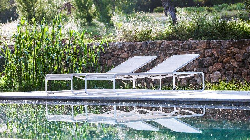 Santa Eularia des Riu Villa Sleeps 12 with Pool Air Con and WiFi - 5805532, aluguéis de temporada em Siesta
