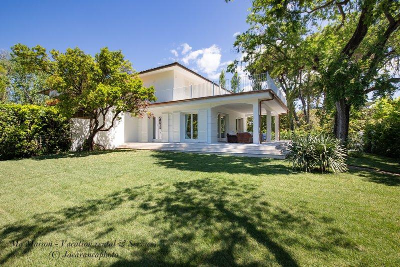 Villa Elena, location de vacances à Forte Dei Marmi