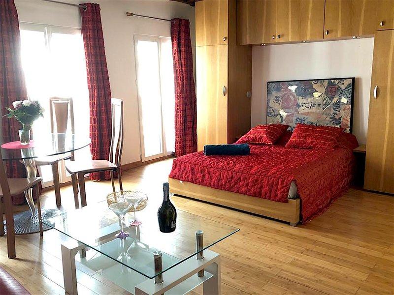 Boissy - living-room