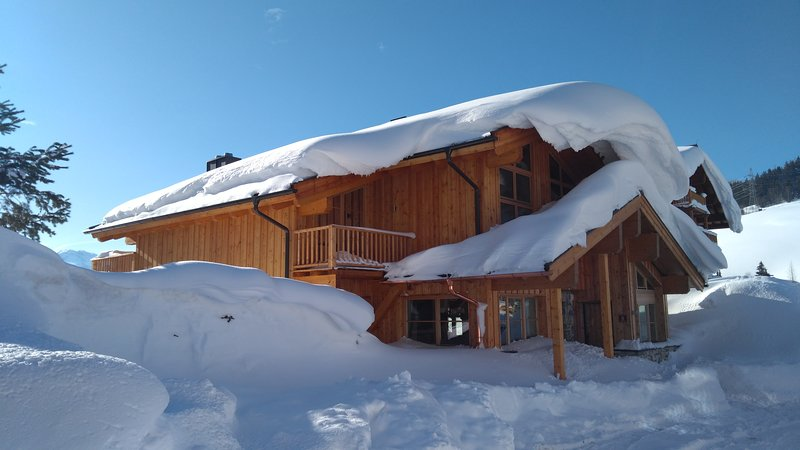 Chalet on the Lake, location de vacances à Hinterthal