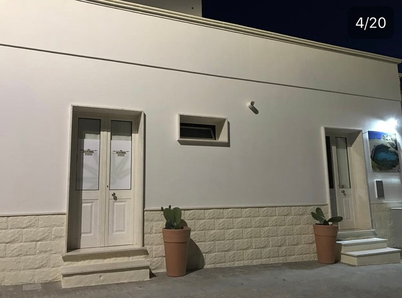 Beautiful apartment with terrace, casa vacanza a Vernole
