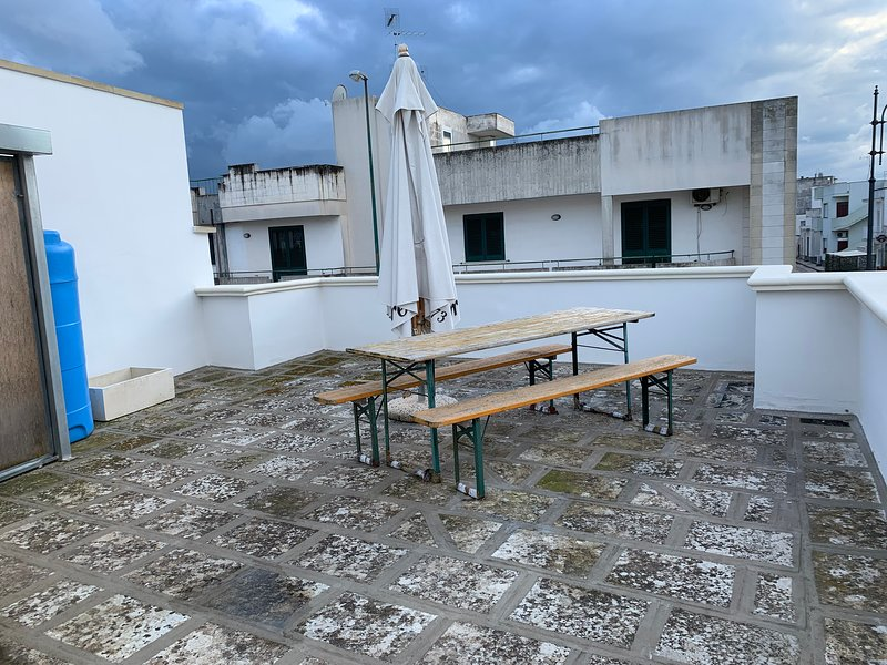 Beautiful apartment with terrace, holiday rental in Calimera