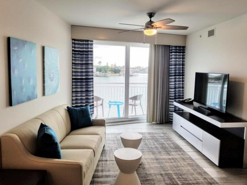 This apartment has everything you may need to make your vacation unforgettable!