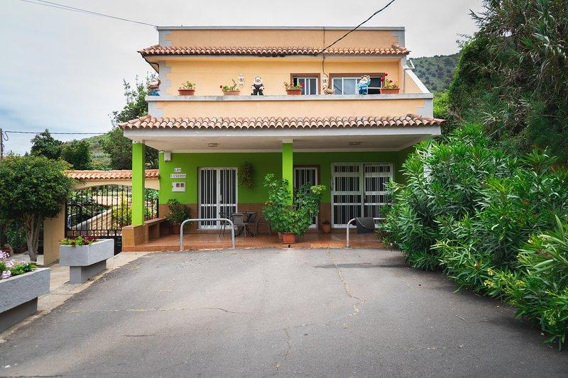 Casa Los Viñedos, holiday rental in El Tanque