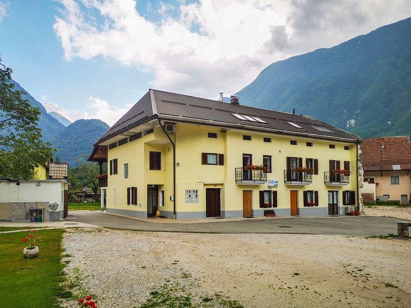 Apartments Jakob, alquiler vacacional en Bovec
