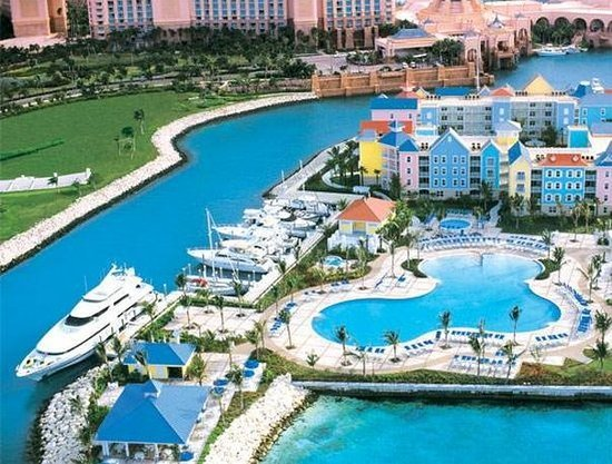 2 Bedroom Lockoff Villa at the Harborside Resort at ATLANTIS - Week 52, holiday rental in Paradise Island