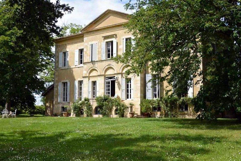 Orangerie du Domaine de Camette, vacation rental in Saint-Puy