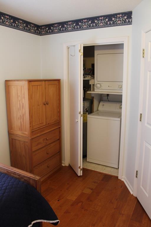 3 quartos - pilha lavadora-secadora
