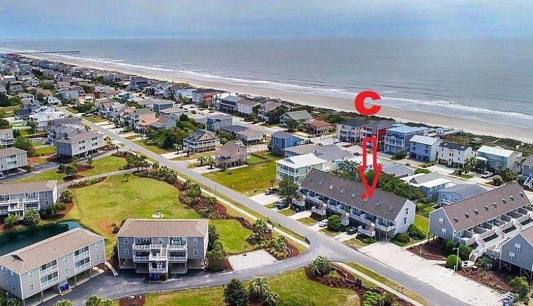 Starboard By the Sea Old Sound Townhouse - 263 West Second St Unt C, vacation rental in Ocean Isle Beach