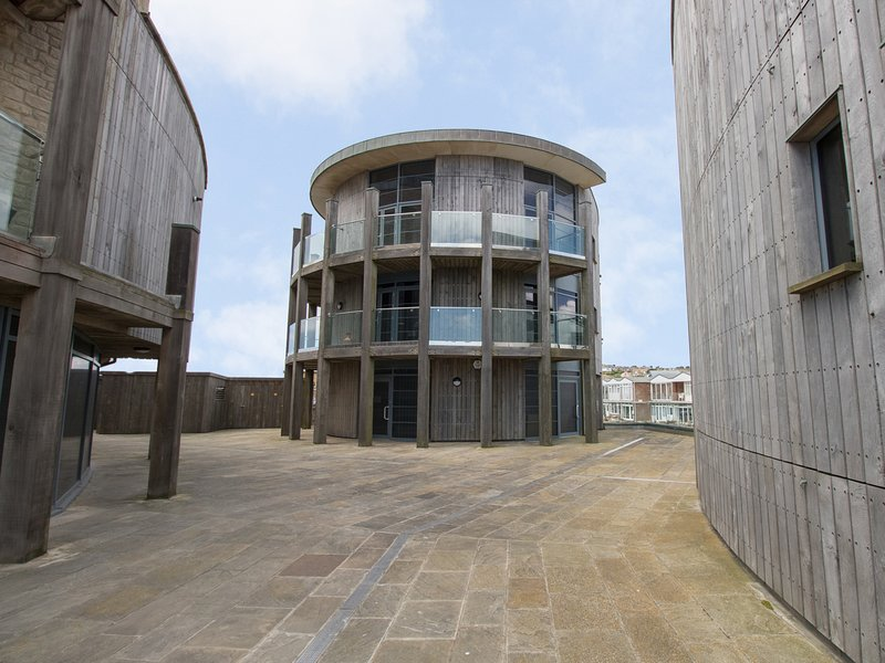 Westbay Penthouse, West Bay, vacation rental in Bridport