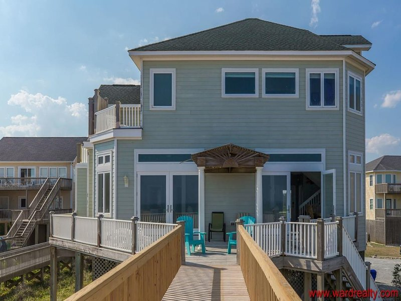 * The Beach, vacation rental in North Topsail Beach
