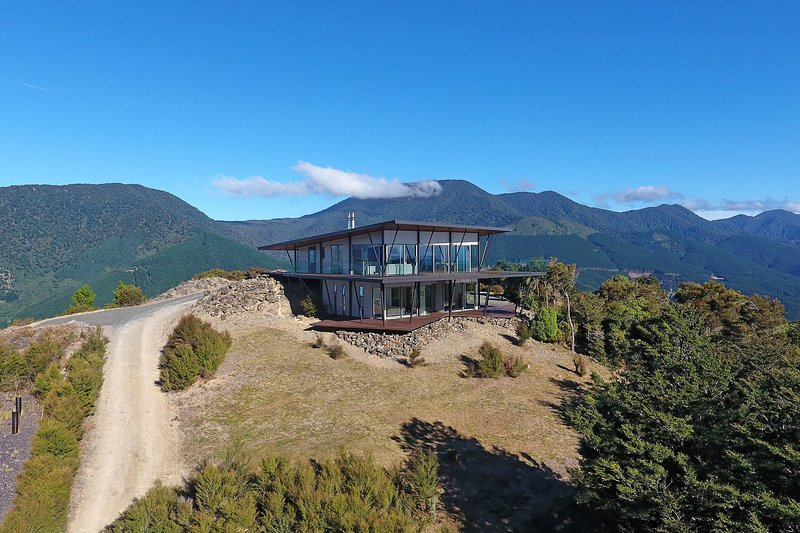 Peak View Retreat, holiday rental in Nelson-Tasman Region