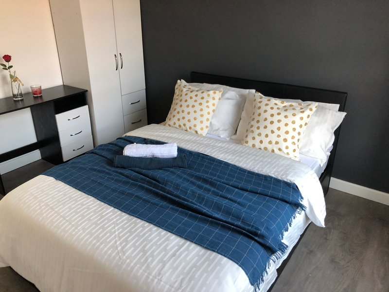 Modern City Centre Apartment, Ferienwohnung in Chorley