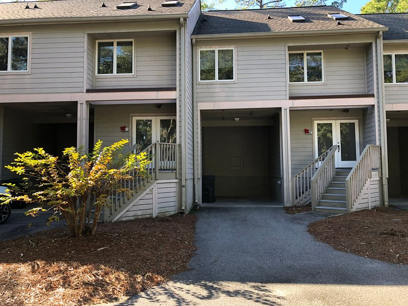 2 bed townhouses in Edisto Beach, SC's Best Kept Secret, vacation rental in Edisto Island