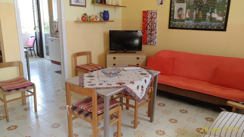 Beautiful apartment with sea view, holiday rental in Sant'Andrea