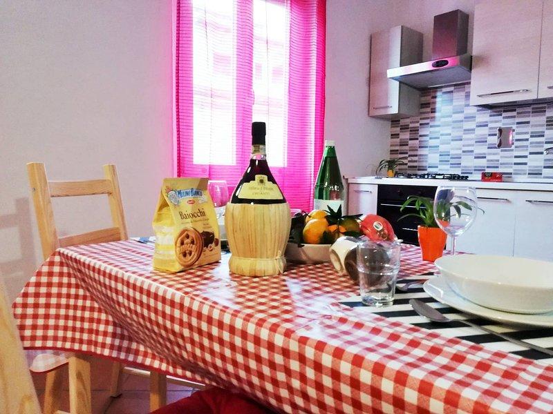 Mario Apartment Florence 9a, vacation rental in San Vivaldo