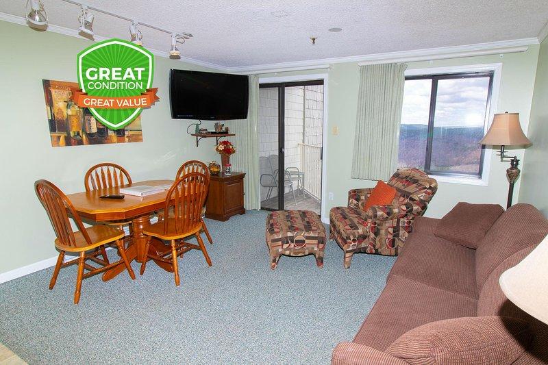 Mountain Lodge 256 è la tua casa delle ciaspole lontana da casa!