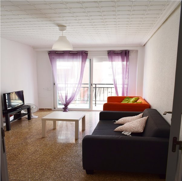 Apartment near of the beach, holiday rental in Albalat dels Sorells