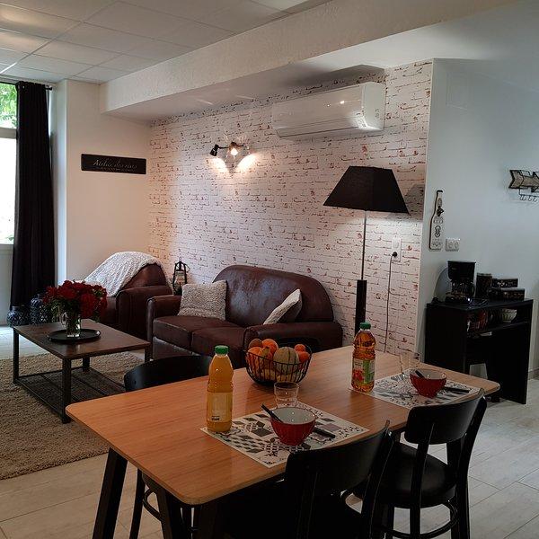 Gîte - La Picholine, holiday rental in Saint-Marcel-sur-Aude