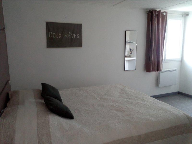 Albi  Chambre privée avec salle d'eau jardin garage au calme, vacation rental in Teillet