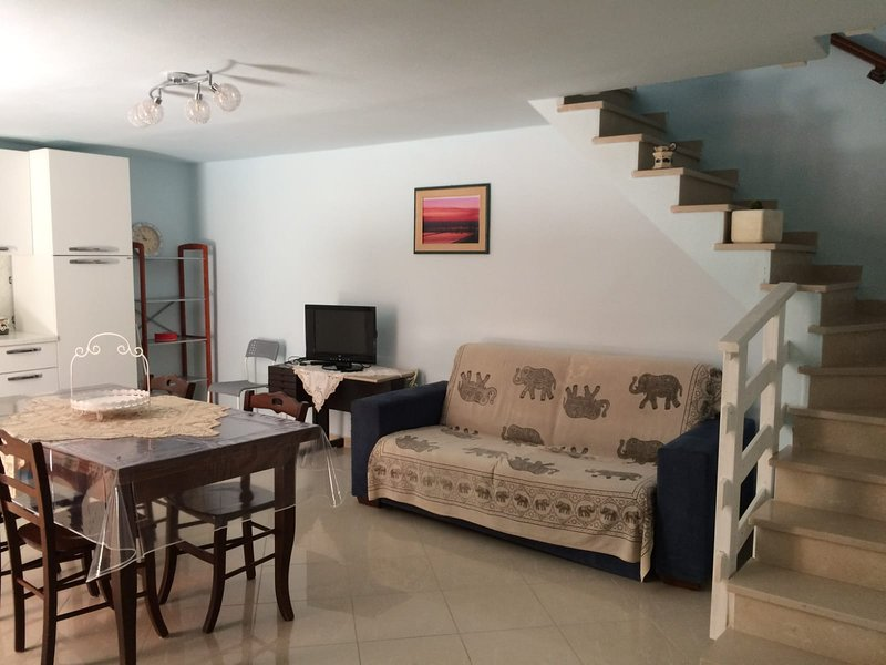 Nice apartment near the beach, holiday rental in Margherita di Savoia