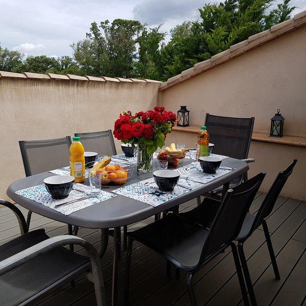 Gîte, La Manzanille, vacation rental in Narbonne