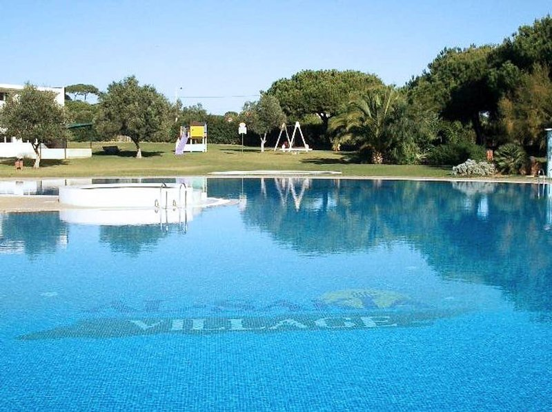 Al Sakia gemeenschappelijk zwembad - tijd om te ontspannen!