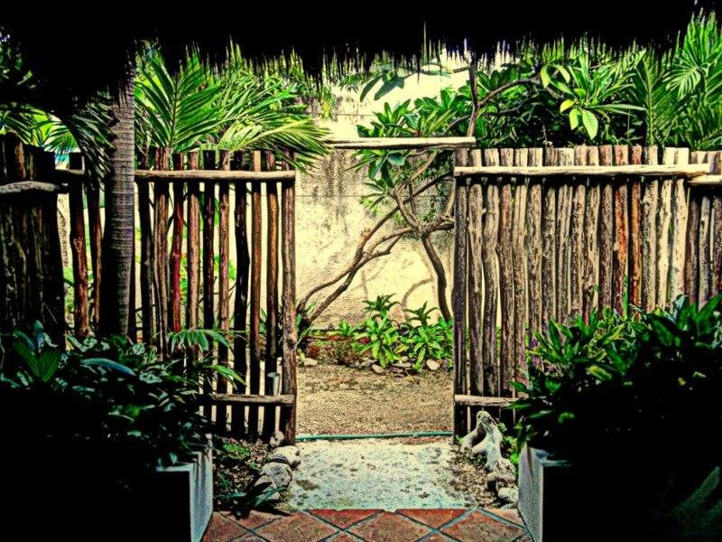 Oasis Escondido Cottage ., holiday rental in Isla Mujeres
