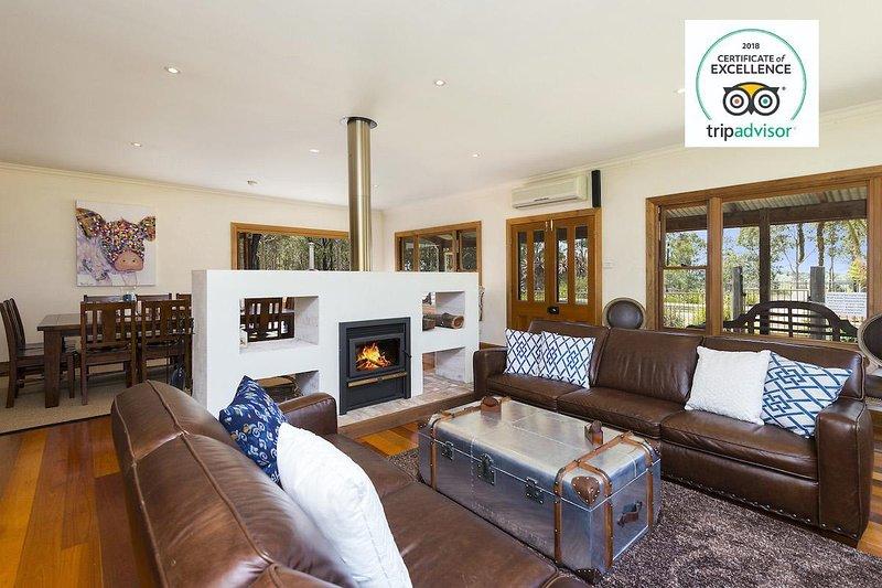 Alloggio Hunter Valley - Dalwood Country House - Dalwood - Soggiorno