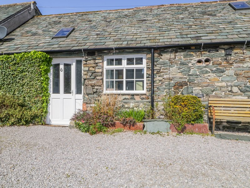 Mews Studio Cottage 6, Braithwaite, holiday rental in Thornthwaite