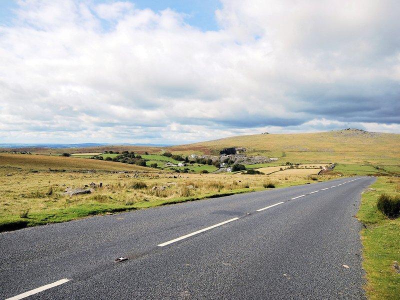 Dartmoor National Park a breve distanza