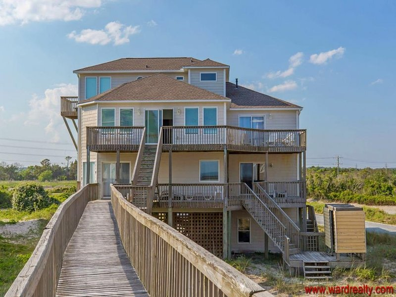 * The Peach, holiday rental in Topsail Island
