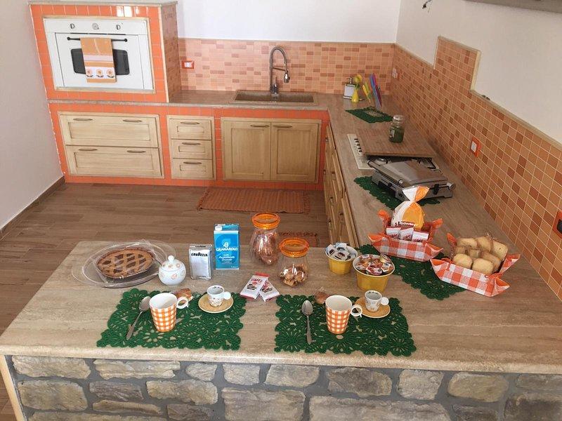 Belvedere, holiday rental in Montelepre