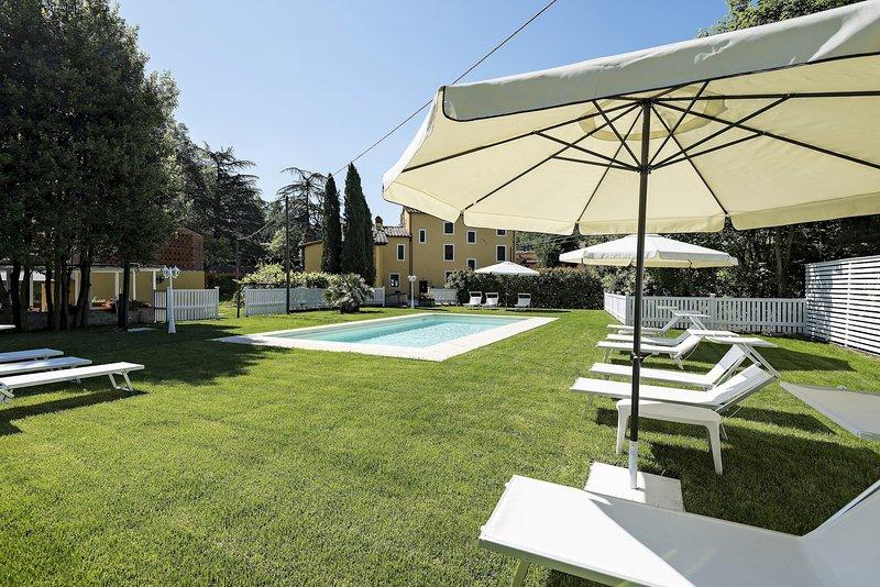 La Turandot, holiday rental in Maggiano