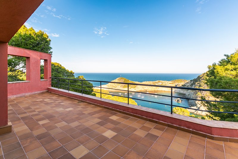 La Caleta. Sa Tuna, holiday rental in Begur