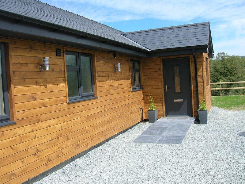 Woodland Lodge, vacation rental in Llandrindod Wells