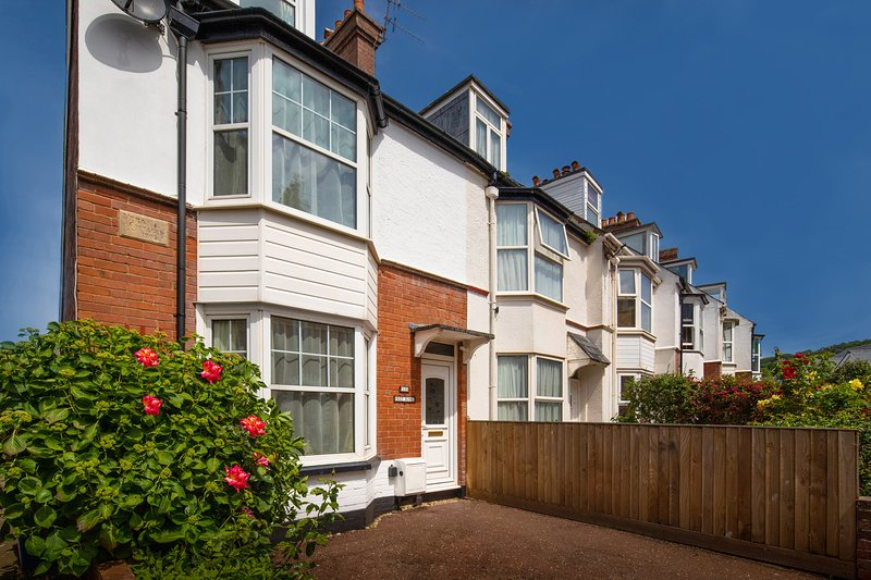 Red Rose Cottage - In The Heart Of Sidmouth
