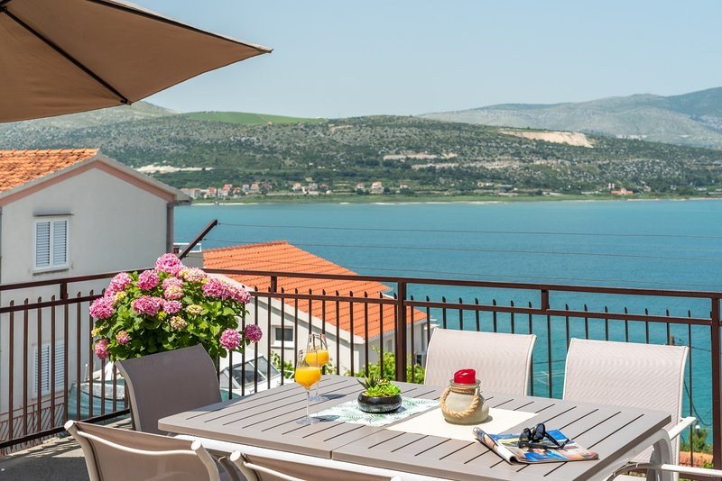 Drage - modern & comfortable: A2(5+1) - Mastrinka, vacation rental in Mastrinka