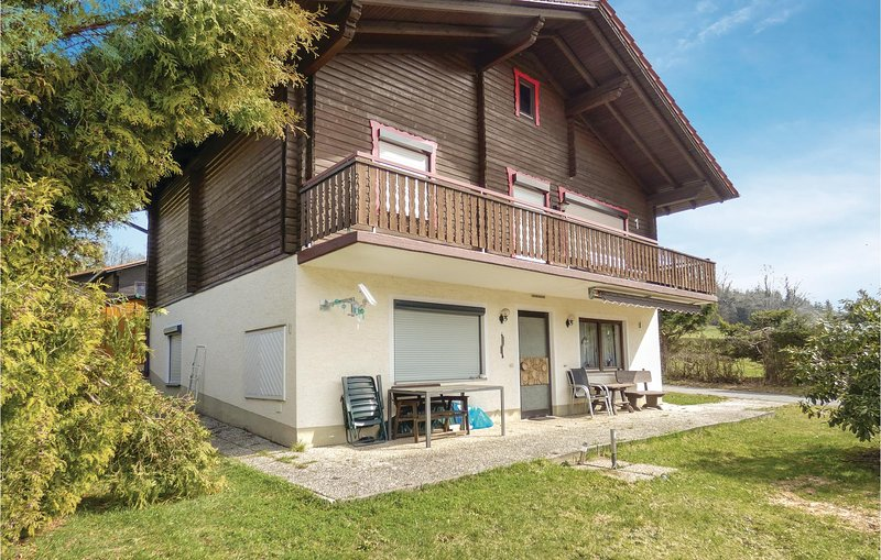 Nice apartment in Arrach with 1 Bedrooms (DBA261), Ferienwohnung in Hohenwarth