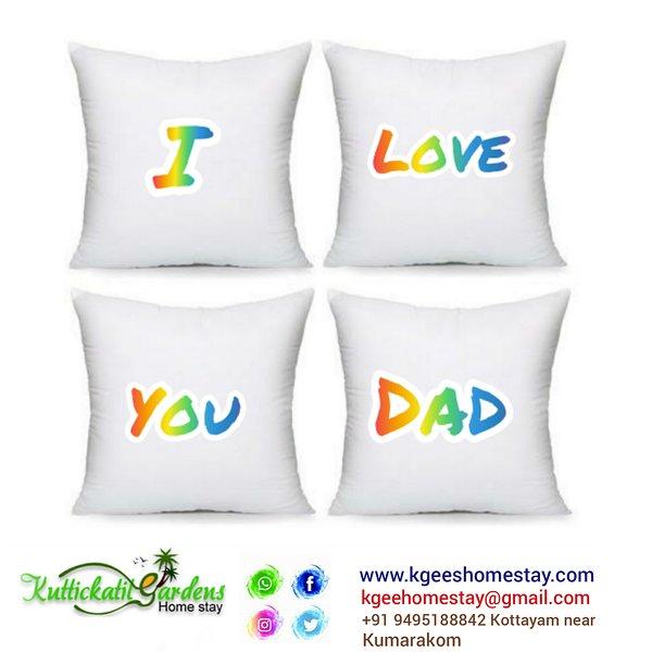 Happy Fathers Day from Kuttickattil Gardens Home Stay , Kottayam near Kumarakom