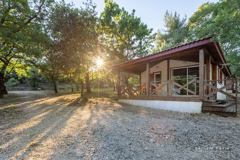 Le vieux chêne, holiday rental in Gras