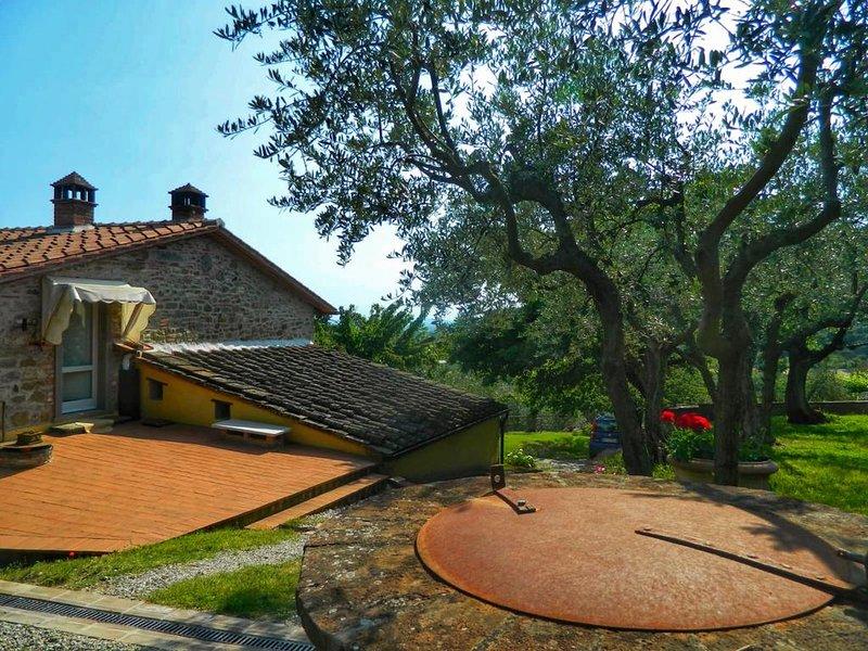 Colle Secco Hill, holiday rental in La Strada-Santa Cristina