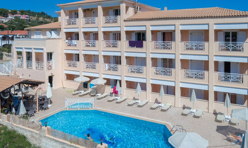 La Pari's Apartment, location de vacances à Argassi