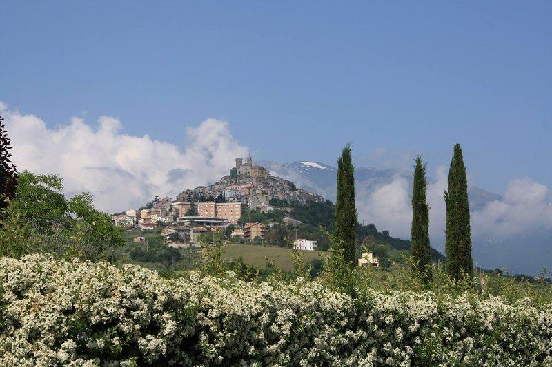 Holiday home Casoli (Chieti), location de vacances à Civitella Messer Raimondo