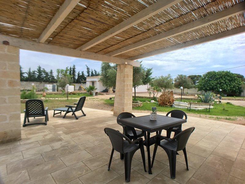 Casa Morfeo Terra, holiday rental in Salmenta